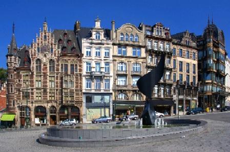 Fotografije glavnih gradova sveta Brisel